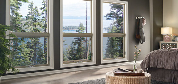 انواع پنجره به کار رفته در ساختمان سازی