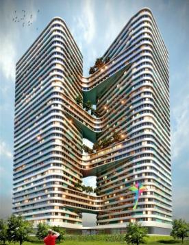 پروژه برج مرجان