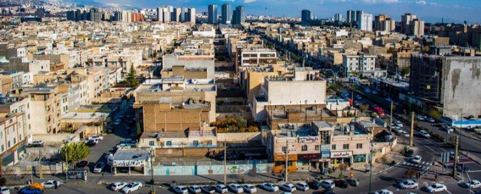 معرفی و بررسی محله های منطقه 22 تهران ( محله شهرک گلستان یا راه آهن )