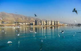 دریاچه خلیچ فارس